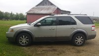 Picture of 2008 Ford Taurus X SEL, exterior