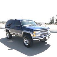 Picture of 1999 Chevrolet Tahoe 2 Dr LS 4WD SUV, exterior, gallery_worthy