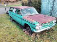 1961 Chevrolet Corvair Picture Gallery