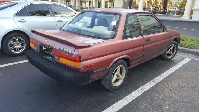 Picture of 1990 Toyota Tercel 2 Dr STD Coupe