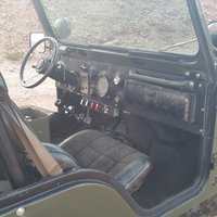 Picture of 1976 Jeep CJ5, interior
