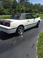 Picture of 1992 Mercury Capri 2 Dr XR2 Turbo Convertible, exterior