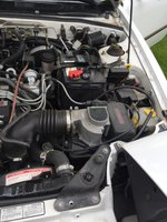 Picture of 1992 Mercury Capri 2 Dr XR2 Turbo Convertible, engine