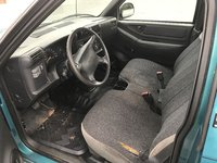Picture of 1995 GMC Sonoma 2 Dr SL Standard Cab LB, interior, gallery_worthy