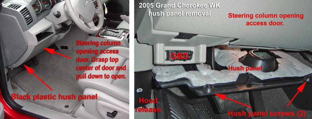 Jeep Liberty Questions - 2011 Jeep liberty brake controller trailer plug  location? - CarGurusCarGurus