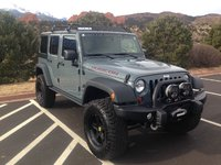 Picture of 2013 Jeep Wrangler Unlimited Rubicon 10th Anniversary, exterior