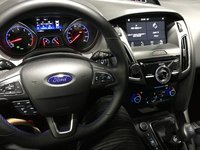Picture of 2017 Ford Focus RS Hatchback, interior