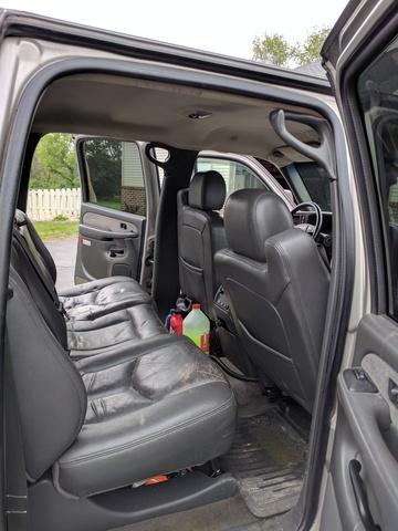 Picture of 2003 Chevrolet Silverado 3500 4 Dr LT 4WD Crew Cab LB DRW, interior