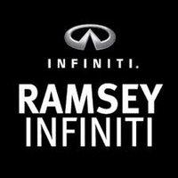 Ramsey INFINITI logo
