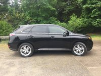 Picture of 2012 Lexus RX 450h FWD, exterior, gallery_worthy