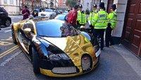 2015 Bugatti Veyron Overview