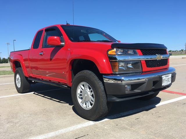 Image Result For  Chevrolet Colorado Extended Cab Lt Wd