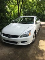 2006 Honda Accord Coupe Overview