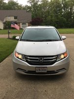 Picture of 2014 Honda Odyssey EX-L