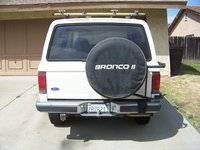 Picture of 1990 Ford Bronco II 2 Dr XL SUV, exterior