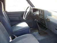 Picture of 1990 Ford Bronco II 2 Dr XL SUV, interior