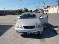 1998 Lexus GS 400 Picture Gallery
