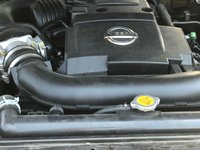 Picture of 2006 Nissan Frontier LE 4dr King Cab SB, engine