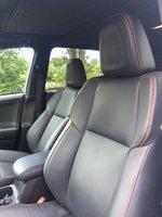 Picture of 2017 Toyota RAV4 SE, interior