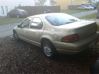 Picture of 1999 Dodge Stratus 4 Dr STD Sedan, exterior, gallery_worthy