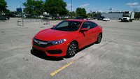 Picture of 2016 Honda Civic Coupe LX, exterior
