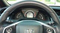 Picture of 2016 Honda Civic Coupe LX, interior