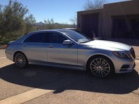 Picture of 2015 Mercedes-Benz S-Class S 550, exterior