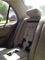 Picture of 1999 Chevrolet Prizm 4 Dr STD Sedan, interior