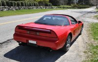 Picture of 1995 Acura NSX T Coupe, exterior
