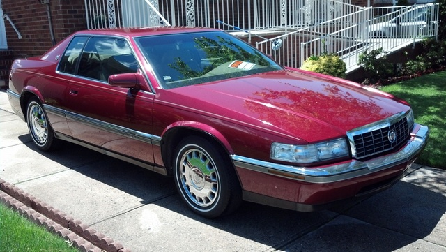 Picture of 1993 Cadillac Eldorado Base Coupe