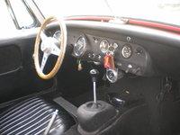 Picture of 1963 Austin Mini, interior