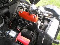Picture of 1963 Austin Mini, engine