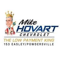 Mike Hovart Chevrolet logo