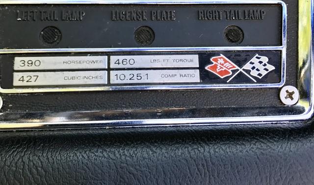 1969 Chevrolet Corvette Interior Pictures Cargurus
