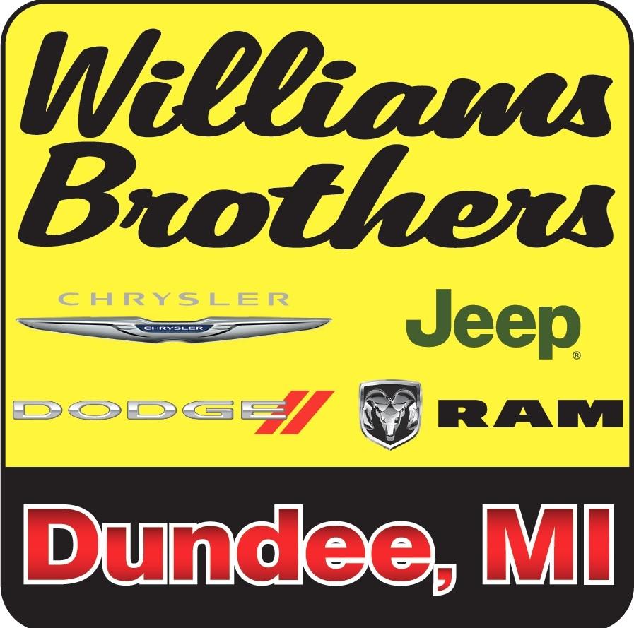 Williams brothers dodge chrysler jeep ram dundee mi for M l motors chrysler dodge jeep ram