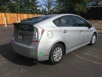 Picture of 2014 Toyota Prius Plug-in Base, exterior