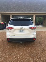 Picture of 2015 Toyota Highlander Limited, exterior