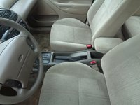 1999 Ford Contour 4 Dr SE Sedan, Clean inside., interior