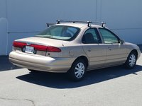 1999 Ford Contour 4 Dr SE Sedan, Great View., exterior