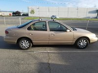 1999 Ford Contour 4 Dr SE Sedan, How about a side view., exterior