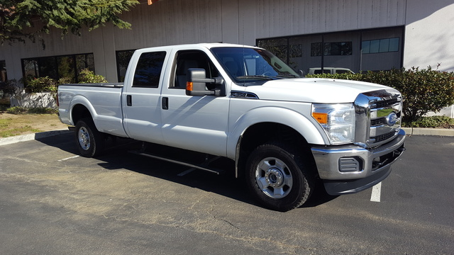 2011 ford f-350 super duty - pictures