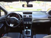 Picture of 2016 Subaru WRX Limited, interior