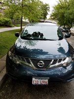 Picture of 2014 Nissan Murano S, exterior