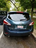 Picture of 2014 Nissan Murano S