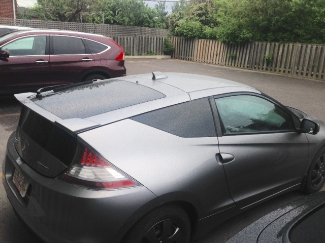 Picture of 2011 Honda CR-Z