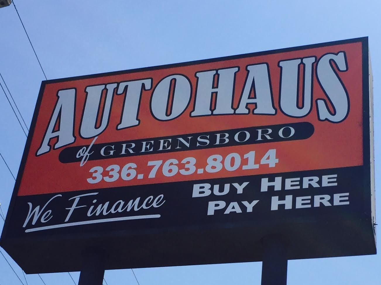Autohaus Of Greensboro Greensboro Nc Read Consumer