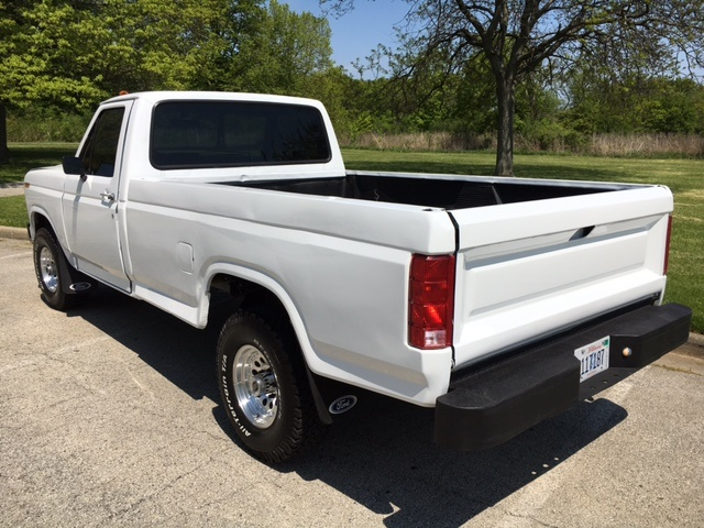 1985 ford f-150 - pictures