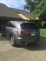 Picture of 2017 Acura RDX AWD w/ Advance Pkg, exterior