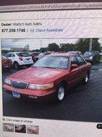Picture of 1997 Mercury Grand Marquis 4 Dr GS Sedan