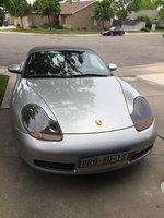 Picture of 1997 Porsche Boxster Base